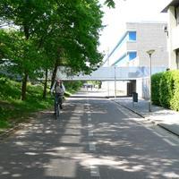 16 Onderdoorgang Strawinskyhuis