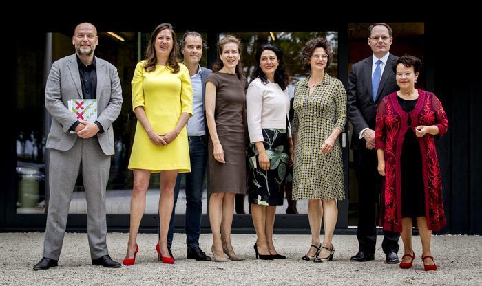 Nieuw Amsterdams Coalitie-akkoord