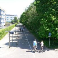 01 Beginpunt fietspad